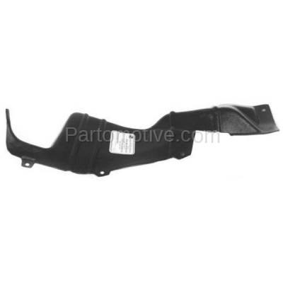 Aftermarket Replacement - ESS-1216L 95-01 Metro w/Automatic Transmision Engine Splash Shield Under Cover Driver Side