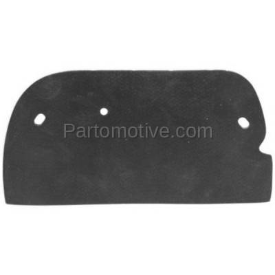Aftermarket Replacement - ESS-1147 03-06 Expedition Engine Splash Shield Under Cover Right or Left Side FO1251143