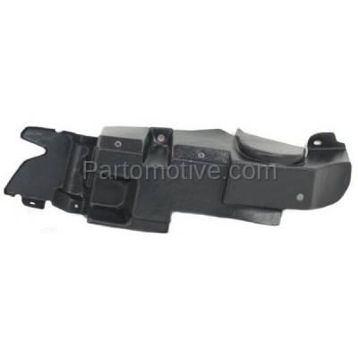 Aftermarket Replacement - ESS-1206R 06-08 Malibu 2.2L Outer Engine Splash Shield Under Cover Undercar Passenger Side