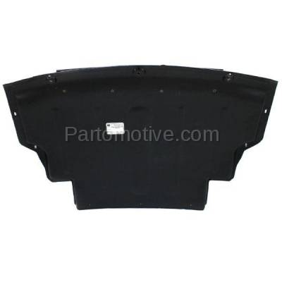 Aftermarket Replacement - ESS-1056 03-08 Z4 Engine Splash Shield Under Cover w/o M Package BM1228145 51717012723