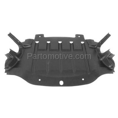 Aftermarket Replacement - ESS-1099 11-14 300 Sedan RWD Center Engine Splash Shield Under Cover CH1228119 68083326AC