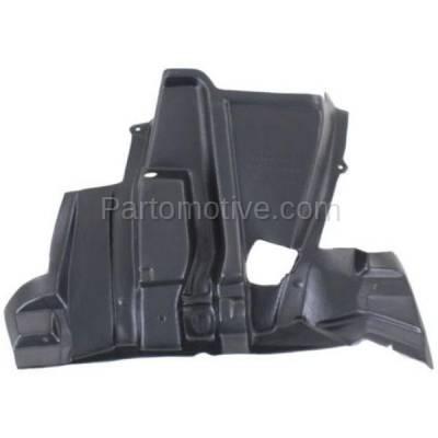 Aftermarket Replacement - ESS-1042R 00-06 X5 Engine Splash Shield Undercar Wheelhouse Cover Passenger Side BM1251126