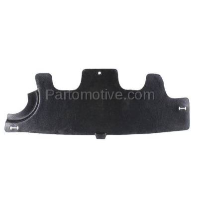 Aftermarket Replacement - ESS-1106 05-10 300/06-14 Charger Engine Splash Shield Under Cover Side Undercar CH1228106