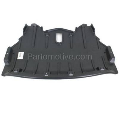Aftermarket Replacement - ESS-1050 07-10 X5 Front Engine Splash Shield Under Cover Undercar w/o Sport-Pkg BM1228151