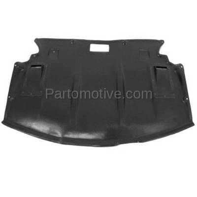 Aftermarket Replacement - ESS-1051 08-10 5-Series RWD Center Engine Splash Shield Under Cover BM1228152 51717200846