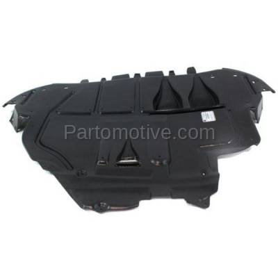 Aftermarket Replacement - ESS-1021 NEW 00-06 TT Engine Splash Shield Under Cover Undercar Sound Dampening AU1228114