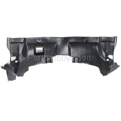 Aftermarket Replacement - ESS-1008 98-02 Accord & 99-03 TL 99-03 Engine Splash Shield Under Cover Front AC1228105