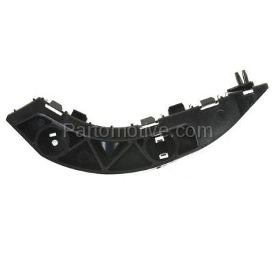 Aftermarket Replacement - BFL-1064FL 06-11 Civic Sedan Front Bumper Face Bar Filler Retainer Trim Left Driver Side LH