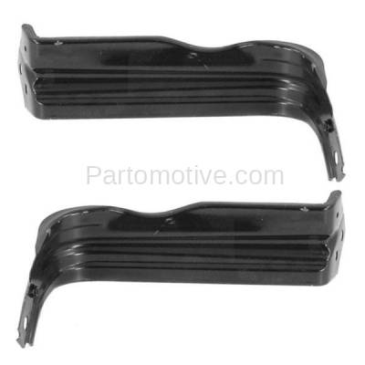 Aftermarket Replacement - FDS-1028L & FDS-1028R Front Fender Brace Support Bracket Fits 07-13 Altima Left & Right Side PAIR SET