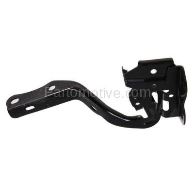 Aftermarket Replacement - HDH-1190L 2012-2017 Toyota Prius V (Base, Five, Four, Three, Two) Wagon 4-Door (1.8 Liter Electric/Gas Engine) Front Hood Hinge Bracket Left Driver Side