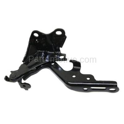 Aftermarket Replacement - HDH-1111L 2006-2013 Lexus IS250/IS350 & 2010-2015 IS250C/IS350C (2.5 & 3.5 Liter V6 Engine) Front Hood Hinge Bracket Steel Left Driver Side