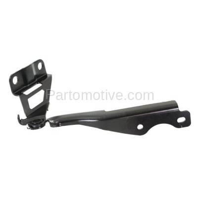Aftermarket Replacement - HDH-1118L 2014-2018 Mazda 3 & Mazda3 Sport (Hatchback & Sedan) (2.0 & 2.5 Liter Engine) Front Hood Hinge Bracket Made of Steel Left Driver Side