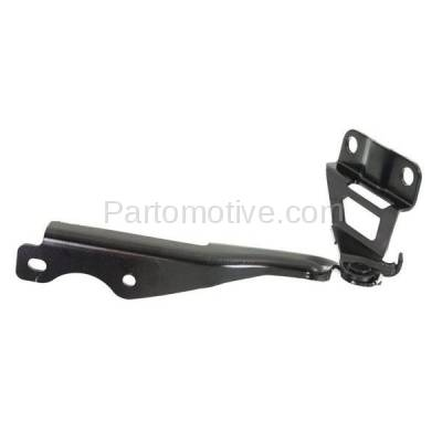 Aftermarket Replacement - HDH-1118R 2014-2018 Mazda 3 & Mazda3 Sport (Hatchback & Sedan) (2.0 & 2.5 Liter Engine) Front Hood Hinge Bracket Made of Steel Right Passenger Side