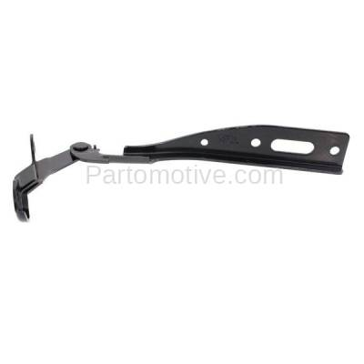 Aftermarket Replacement - HDH-1080L 2013-2017 Honda Accord (Coupe & Sedan) (2.0 & 2.4 & 3.5 Liter Engine) Front Hood Hinge Bracket Made of Steel Left Driver Side