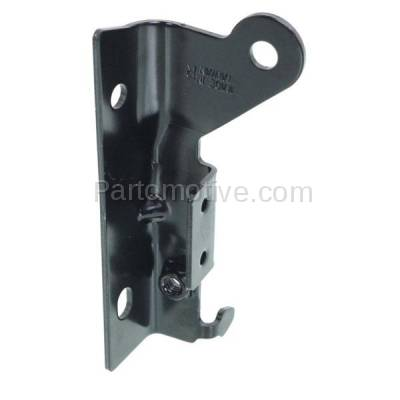 Aftermarket Replacement - HDH-1007R 2011-2018 Dodge Durango & 2011-2017 Jeep Grand Cherokee (V6/V8) Front Hood Hinge Bracket Made of Steel Right Passenger Side