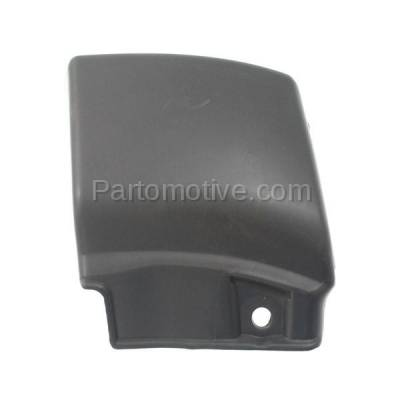 Aftermarket Replacement - FDT-1067R 06-12 RAV4 Rear Fender Front Section Molding Moulding Trim Right Side TO1607100