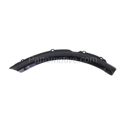 Aftermarket Replacement - FDT-1070R 01-05 RAV4 Rear Fender Molding Moulding Trim Bracket RH Passenger Side TO1509102