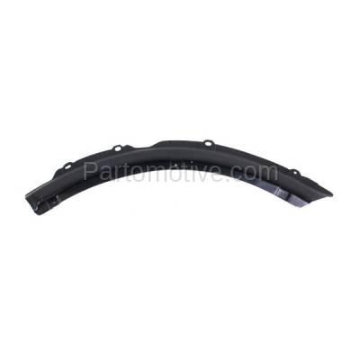 Aftermarket Replacement - FDT-1070L 01-05 RAV4 Rear Fender Molding Moulding Trim Bracket Left Driver Side TO1508102