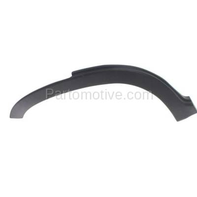 Aftermarket Replacement - FDT-1054R 05-06 CRV Rear Fender Molding Moulding Trim Arch Right Passenger Side HO1291106
