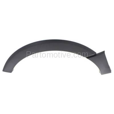 Aftermarket Replacement - FDT-1025R 07-14 Expedition Rear Fender Molding Moulding Trim Arch Passenger Side FO1791113