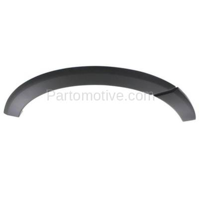 Aftermarket Replacement - FDT-1026R 07-16 Expedition Rear Fender Molding Moulding Trim Arch Passenger Side FO1791112