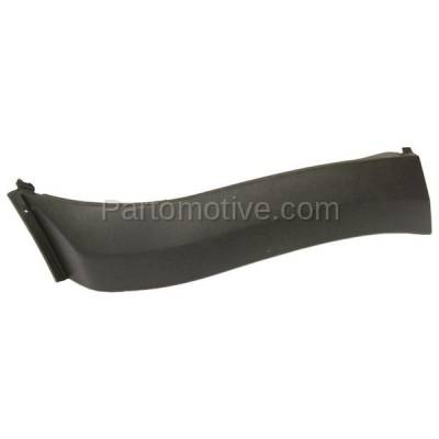 Aftermarket Replacement - FDT-1017L 08-11 Dakota Truck Front Fender Molding Moulding Trim Left Driver Side CH1290105