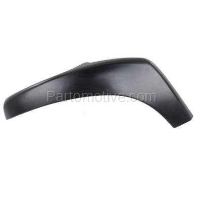 Aftermarket Replacement - FDF-1041L 00-06 Chevy Tahoe Rear Fender Flare Wheel Opening Molding Trim Left Driver Side