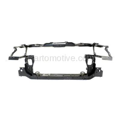 Aftermarket Replacement - RSP-1449 2000-2001 Kia Spectra (GS, GSX) Hatchback 4-Door (1.8 Liter Engine) Front Center Radiator Support Core Assembly Primed Steel