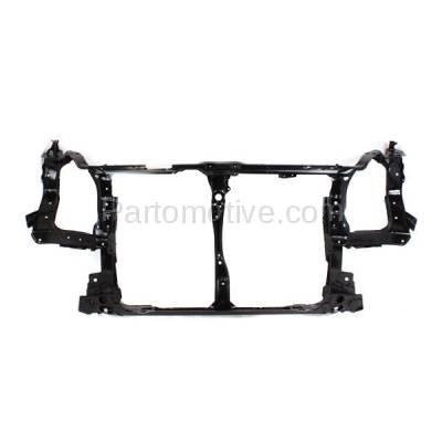 Aftermarket Replacement - RSP-1358 2002-2006 Honda CR-V (EX, LX, SE) Sport Utility 4-Door (2.4 Liter Engine) Front Center Radiator Support Core Assembly Primed Steel