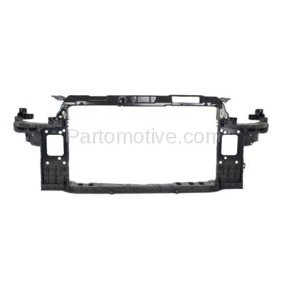 Aftermarket Replacement - RSP-1398 2014-2016 Hyundai Elantra (1.8 & 2.0 Liter) (Korean Built) Front Center Radiator Support Core Assembly Primed Made of Plastic with Steel