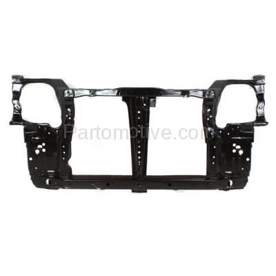 Aftermarket Replacement - RSP-1364 1999-2001 Honda CR-V (EX, LX, SE) Sport Utility 4-Door (2.0 Liter Engine) Front Center Radiator Support Core Assembly Primed Steel