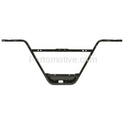 Aftermarket Replacement - RSP-1300 2007-2013 Chevrolet/GMC Silverado/Sierra 1500 Pickup Truck (V6/V8) Front Radiator Support Core Center Brace Primed Made of Steel