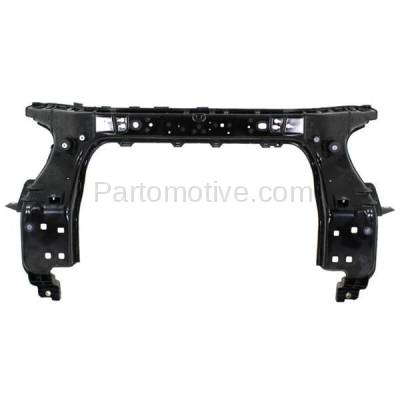 Aftermarket Replacement - RSP-1250 2008-2012 Buick Enclave (Base, CX, CXL) (3.6 Liter V6 Engine) Front Center Radiator Support Core Assembly Textured Made of Plastic