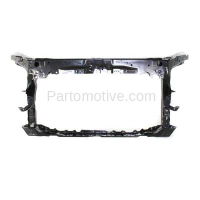 Aftermarket Replacement - RSP-1340 2008-2012 Honda Accord (EX, EX-L, HFP, LX, LX-P, SE) (Sedan) Front Center Radiator Support Core Assembly Primed Made of Steel