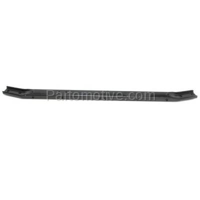 Aftermarket Replacement - RSP-1049 2011-2016 BMW 5-Series & 2012-2018 BMW 6-Series (2.0 & 3.0 & 4.4 Liter) Radiator Support Core Upper Tie Bar Assembly Primed Made of Steel