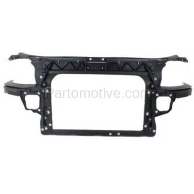 Aftermarket Replacement - RSP-1027 2000-2006 Audi TT & TT Quattro Coupe/Convertible (1.8 & 3.2 Liter Engine) Front Center Radiator Support Core Panel Assembly Plastic