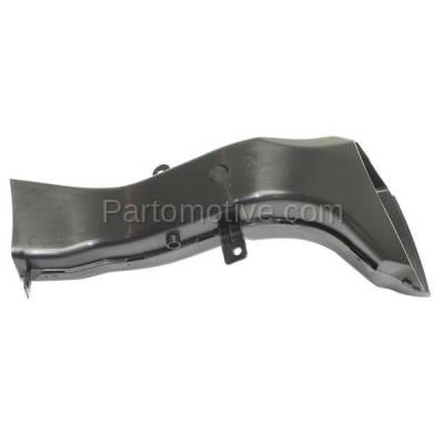 Aftermarket Replacement - RSP-1036R 13-17 BMW 3-Series Sedan & Wagon Radiator Support Air Intake Duct Insert Vent Filler Right Passenger Side