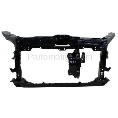 Aftermarket Replacement - RSP-1006 2012-2014 Acura TL 3.5L (Sedan 4-Door) 3.5 Liter V6 Engine (FWD) Front Center Radiator Support Core Assembly Primed Made of Steel