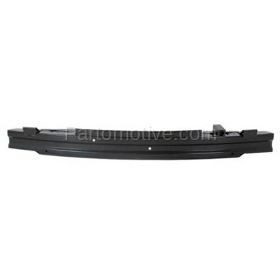 Aftermarket Replacement - BRF-1274F 2008-2014 Cadillac CTS (Models with Tow Hook) Front Bumper Impact Face Bar Crossmember Reinforcement Beam Primed Steel