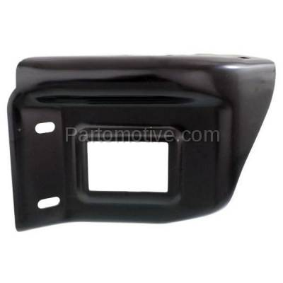 Aftermarket Replacement - BBK-1069R 2002-2008 Dodge Ram 1500 Pickup Truck & 2003-2009 Ram 2500/3500 Rear Bumper Retainer Mounting Brace Bracket Right Passenger Side