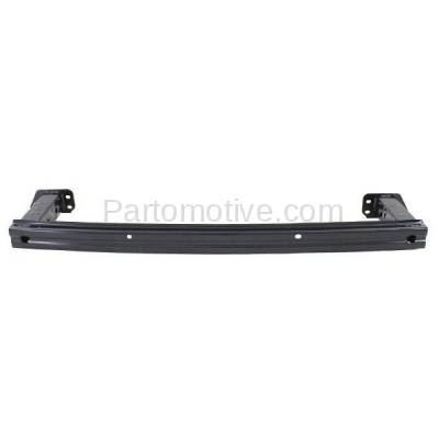 Aftermarket Replacement - BRF-1291F 2013-2019 Buick Encore & 2013-2016 Chevrolet Trax Front Lower Bumper Impact Face Bar Crossmember Reinforcement Primed Steel