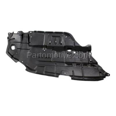 Aftermarket Replacement - ESS-1606L 12-14 Camry Front Engine Splash Shield Under Cover Guard Driver Side 5144206140