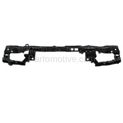 Aftermarket Replacement - RSP-1148 2013-2018 Ford C-Max & Escape Front Radiator Support Assembly Upper Crossmember Tie Bar Panel Primed Made of Plastic & Steel