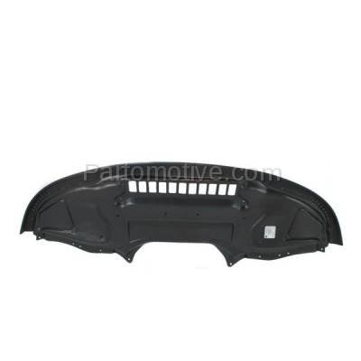Aftermarket Replacement - ESS-1435 03-06 S-Class Front Engine Splash Shield Under Cover Guard MB1228110 2205245330
