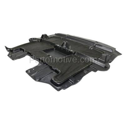 Aftermarket Replacement - ESS-1378 09-10 IS-250/350 RWD Front Engine Splash Shield Under Cover LX1228141 5141053091