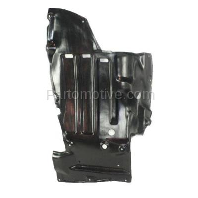 Aftermarket Replacement - ESS-1576L 00-05 Celica Front Engine Splash Shield Under Cover Guard Driver Side TO1228132