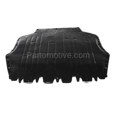 Aftermarket Replacement - ESS-1665 05-14 Jetta Front Engine Splash Shield Under Cover Guard VW1228104 1K0825237AE