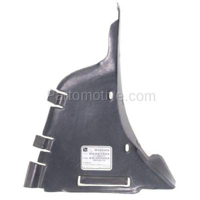 Aftermarket Replacement - ESS-1071L 95-01 7-Series Engine Splash Shield Under Cover Side Compartment Cover LH Driver