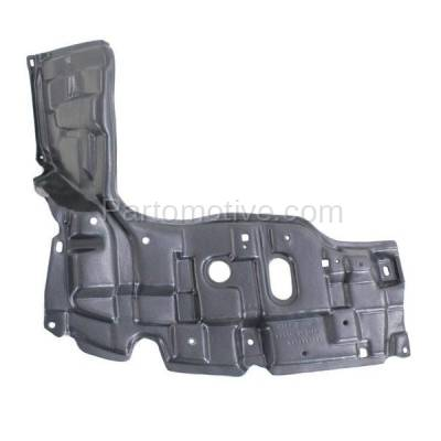 Aftermarket Replacement - ESS-1607L 09-14 xD Front Engine Splash Shield Under Cover Driver Side TO1228176 5144252090