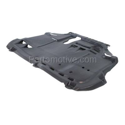 Aftermarket Replacement - ESS-1642 05-10 S40 & V50 Front Engine Splash Shield Under Cover Guard VO1228105 307938720